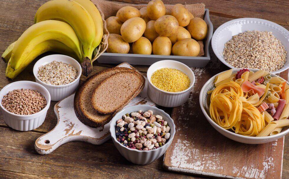 alimentos com mais carboidratos - Os alimentos mais nutritivos