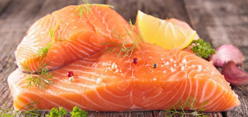 salmão - Alimentos com mais proteínas