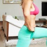 Exercicios para ganhar pernas grossas rapido 164x164 - Exercicios para perder a barriga em uma semana
